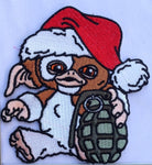 Christmas Gizmo Patch