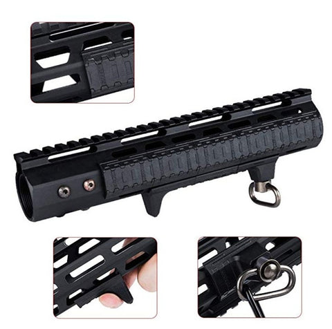 14 piece Handstop kit for MLOK rails