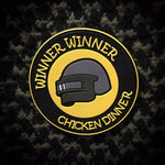 Winner Winner Chicken Dinner Patch.
