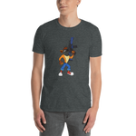 Rental Bandicoot Short-Sleeve Unisex T-Shirt