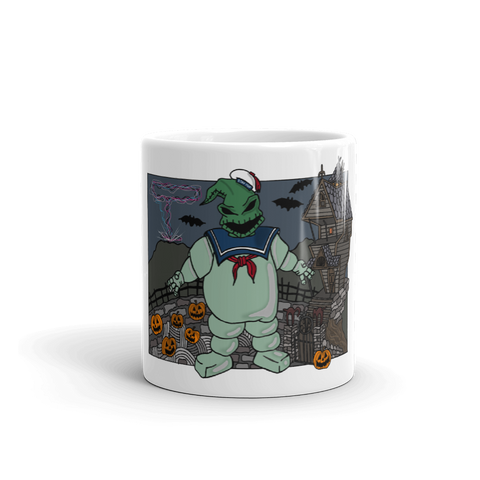 Filling your dreams with fright Mug