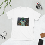 Filling your dreams with fright Short-Sleeve Unisex T-Shirt