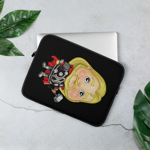 Fat Thor Laptop Sleeve