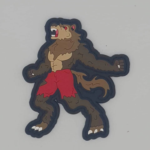 Werewolf Patch