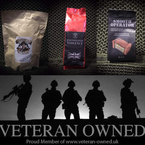 Veteran owned hot drinks