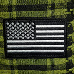Embroidered US Flag Patch