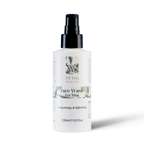 Yin Yang Natural Skincare Men's Face Wash