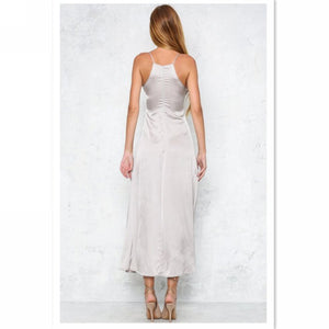 Shona Dress - light grey