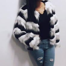 Load image into Gallery viewer, Fay FAUX FUR