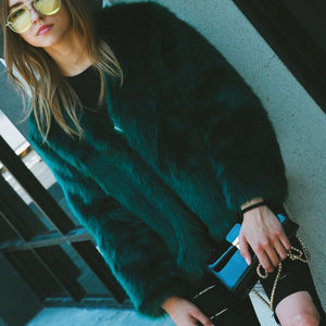 Lisa Faux Fur