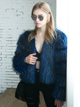 Load image into Gallery viewer, Trina Faux Fur Coat