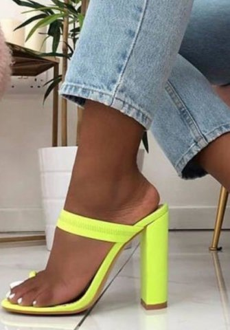 Gill Backless Heels
