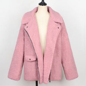 Aries Teddy Coat