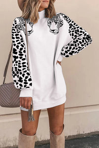 Tiger Jumper Dress
