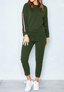 Sue Tracksuit Set - Loungewear Co Ord