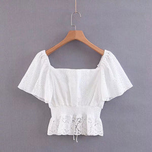 Bronwyn Summer Blouse