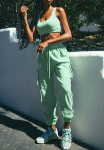 Wendy Two Piece Jogger Loungewear Set
