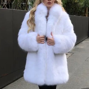 Kelsie Faux Fur Lined Jacket