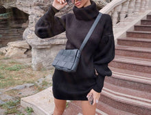 Load image into Gallery viewer, Oversized Jumper Dress - Sallie