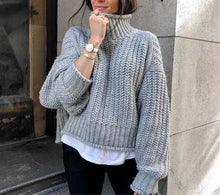 Load image into Gallery viewer, Grey Knitwear Jumper - Penny Knit