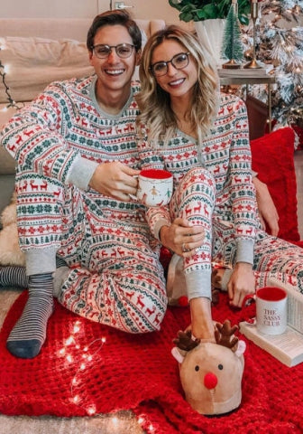 Family Christmas Pyjamas - WOMAN ADULT SET