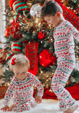 Load image into Gallery viewer, Family Christmas Pyjamas - WOMAN ADULT SET