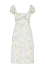 Load image into Gallery viewer, Summer Midi Floral Dress - Faith Dress