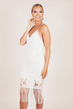 Load image into Gallery viewer, Laurianne Dress White