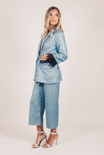 Load image into Gallery viewer, Gracie Two Piece Kimono Jacket and Flare Trouser