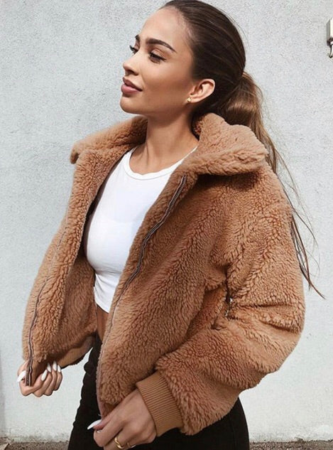 Taurus Teddy Coat