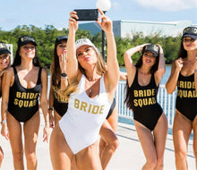 Load image into Gallery viewer, Bride Swimsuit