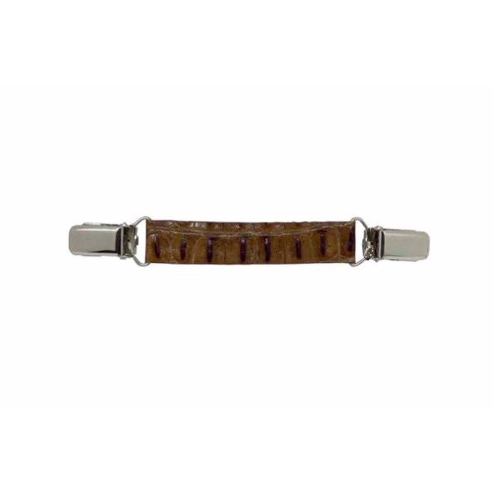 "Mini-Belt ""MODAR"" Brown Kroko"