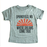 Springfield Dreams Toddler Tee