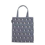 Edgar Allen Poe-Ka Dots Tote Bag
