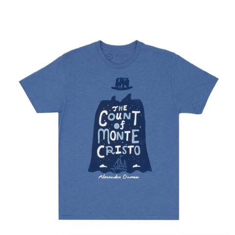 The Count of Monte Cristo Unisex Tee