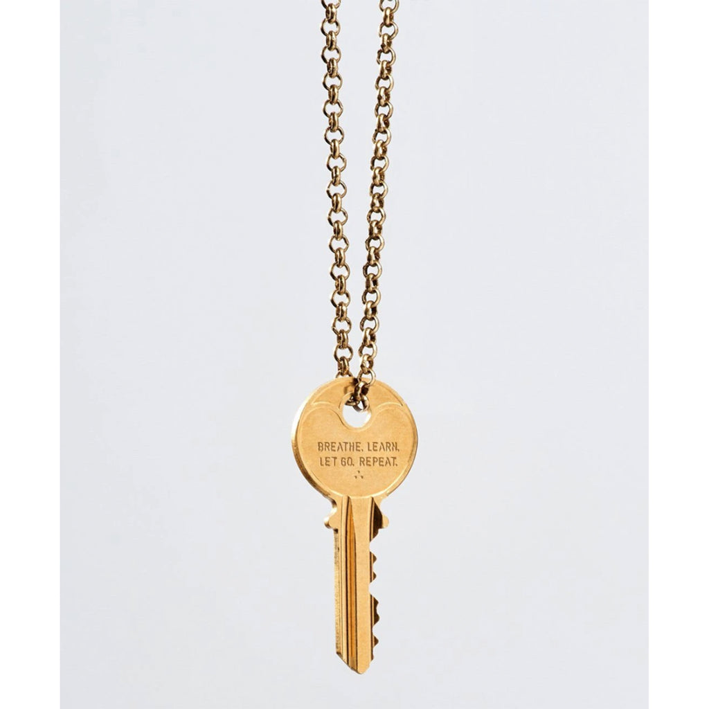 Wilder Poetry Classic Necklace - Gold