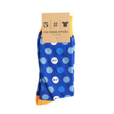 417 Dot Socks