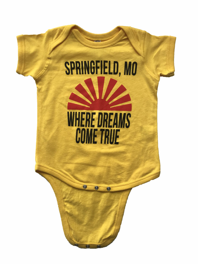 Dreams Come True Onesie