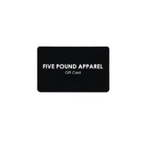 5 Pound Apparel Gift Card