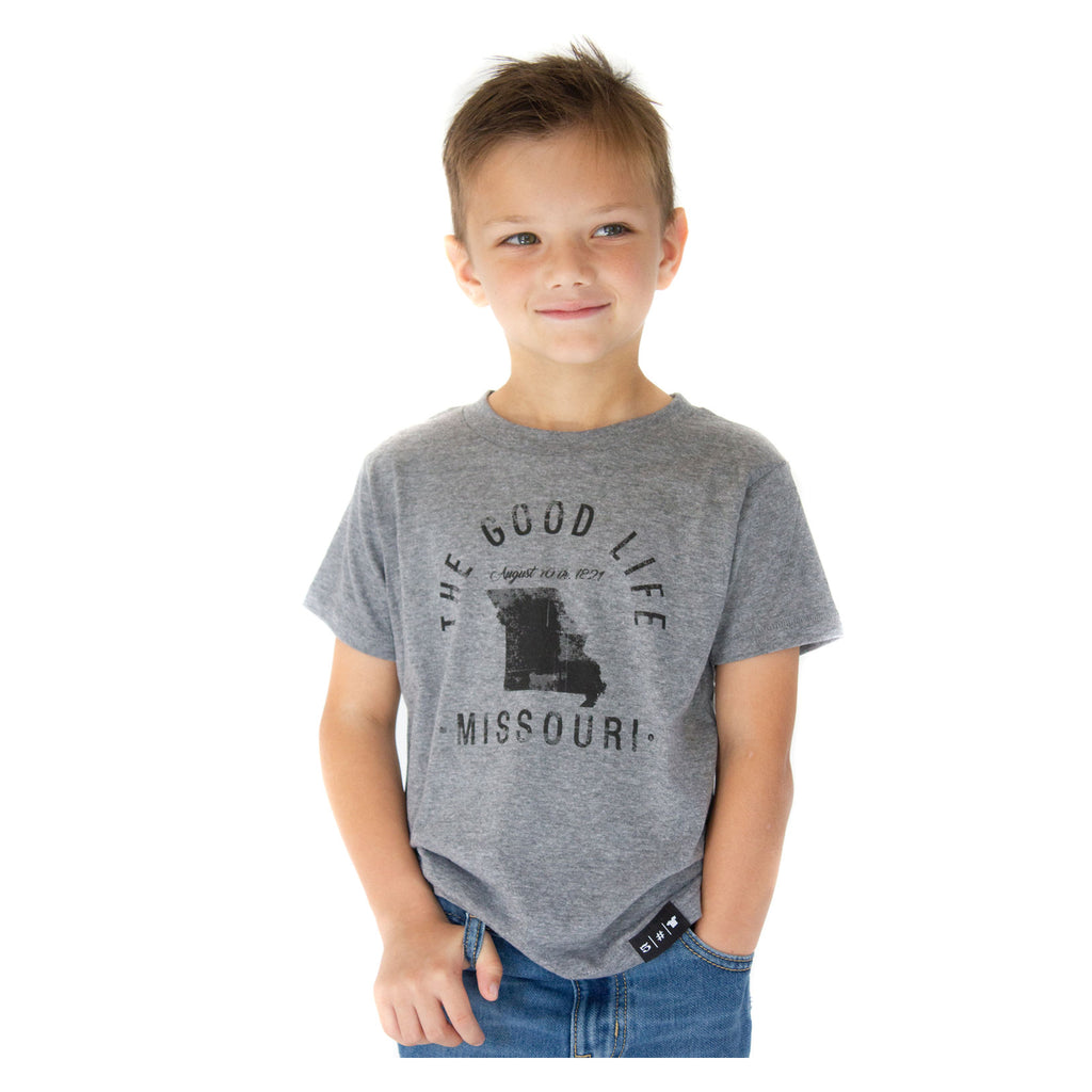 Good Life Toddler Tee