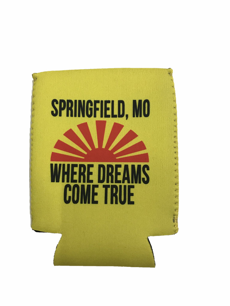 Dreams Come True Koozie