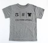 5 Pound Logo Toddler Tee