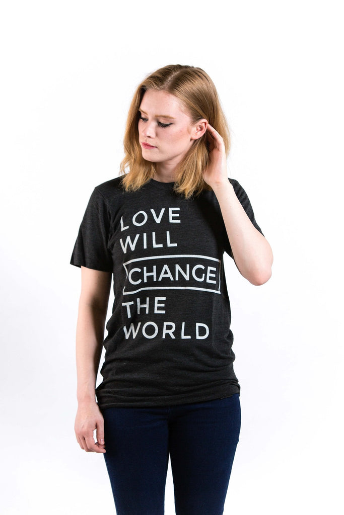 Love Will Change the World
