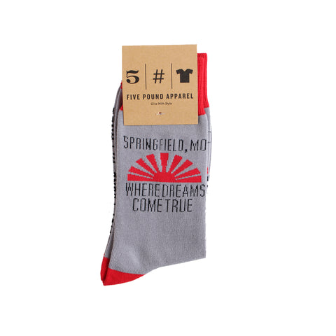 Dreams Come True Socks