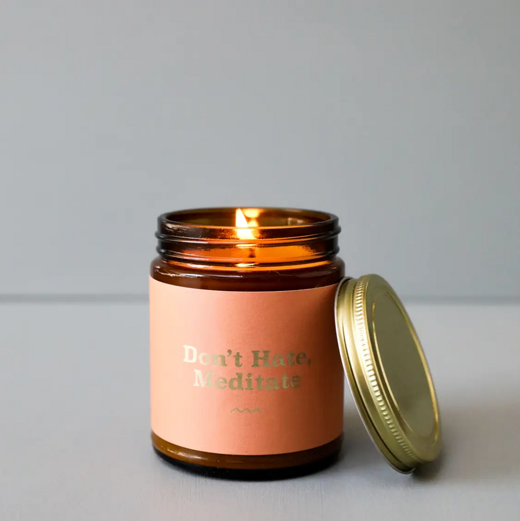 Mantra Candle - Don