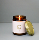 Mantra Candle - Self Love Club