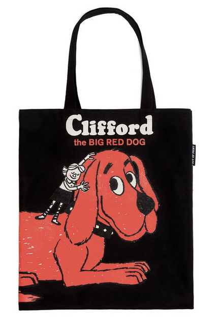 Clifford the Big Red Dog Tote