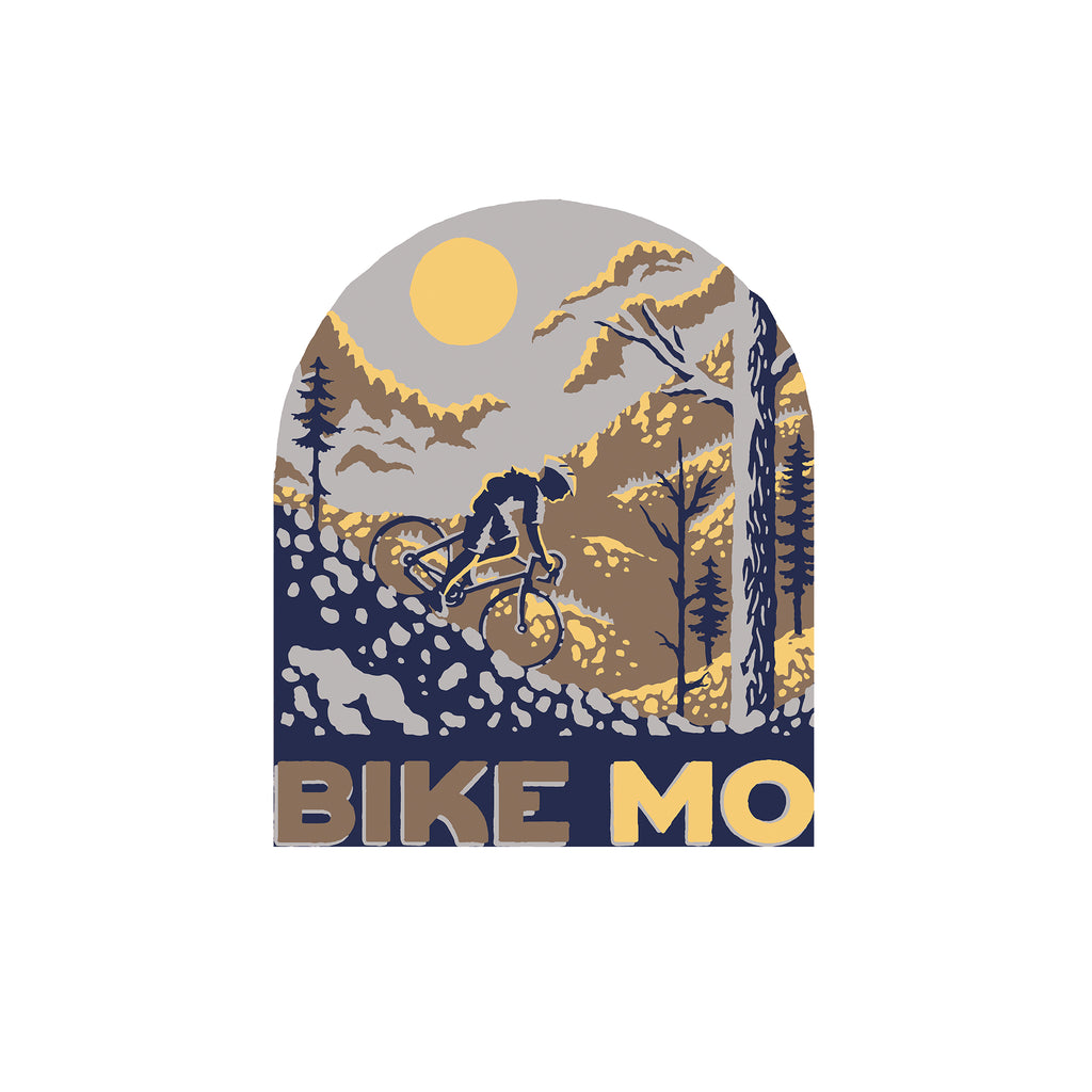 Bike MO 2.0 Sticker