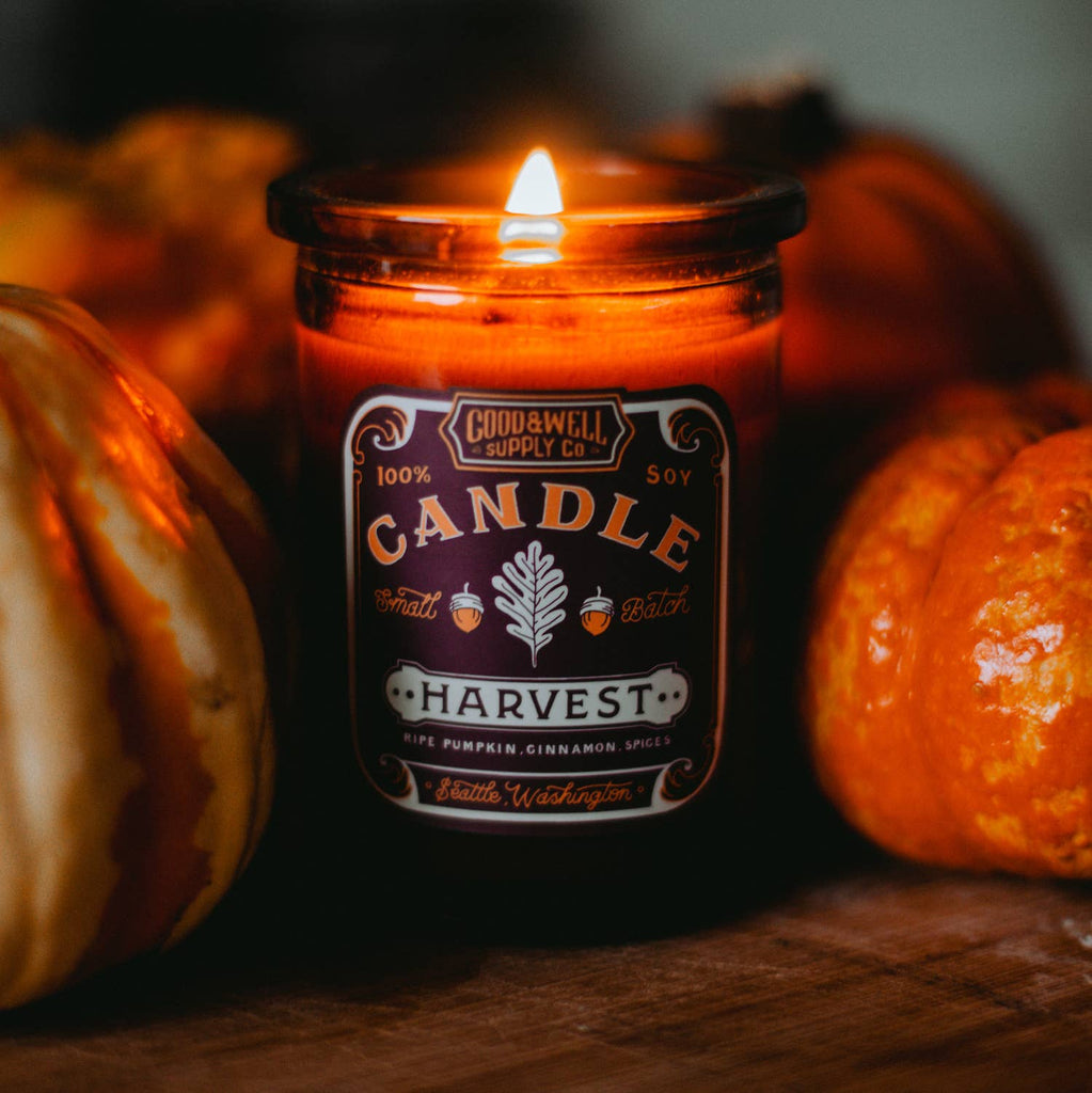Harvest Apothecary Candle