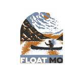 Float MO 2.0 Sticker